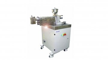 Small Single Screw Extruder Module