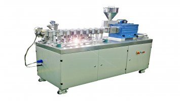 Small Twin Screw Extruder Module