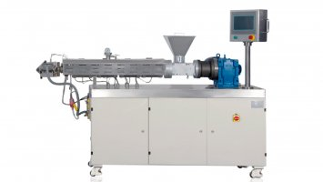 Small Single Screw Extruder
