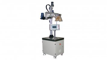 Lab Small  Blown Film Machine Unit