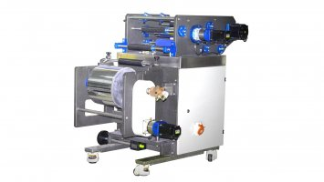 Lab Small Cast Film Machine-Front