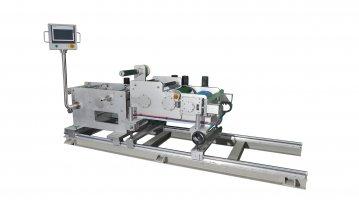 Small Extrusion Laminating Machine