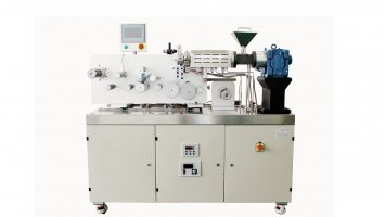 Lab Small Cast film Extrusion Laminating Machine-Type2
