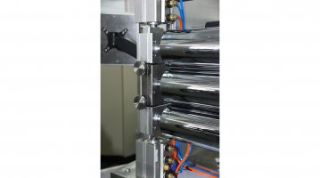 Small Laboratory Extrusion Calendering Line