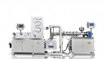 Small Laboratory Extrusion Casting & MDO Line