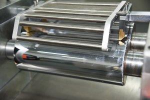 Mini Precision Rubber Two Roll Mill-two rolls