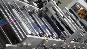 Machine Direction Orientor MDO Machine Pilot Line-rolls