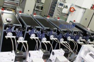 MDO machine Temperature controlling system