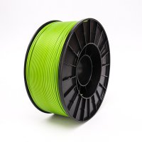 3D Printer Filament Extrusion Line For PLA Green