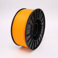 3D Printer Filament Extrusion Line For PLA Orange