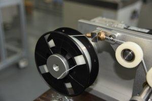 Small 3D printer filament extrusion