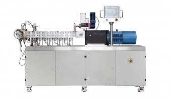 Small Precision Twin Screw Extruder