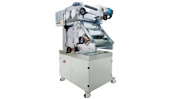Lab small calender machine-4 roller
