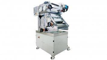 Lab small calender machine-4 roller