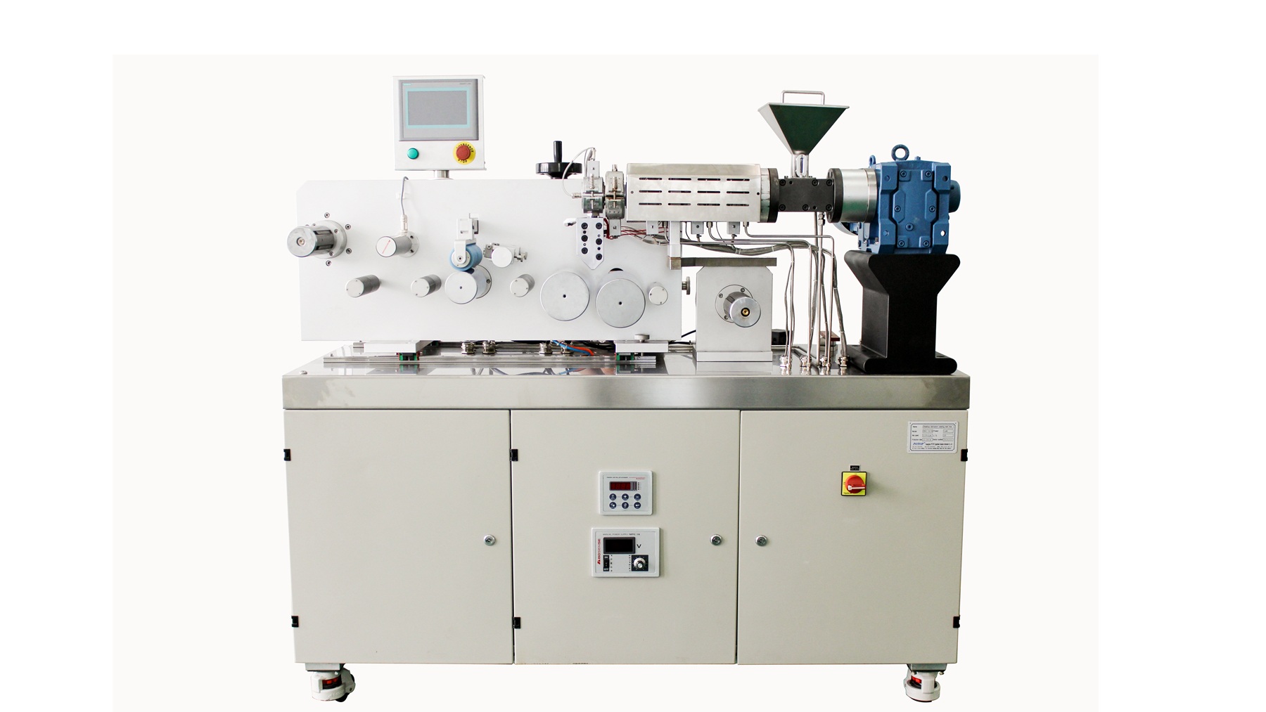 Lab Small Extrusion Laminating Film Machine