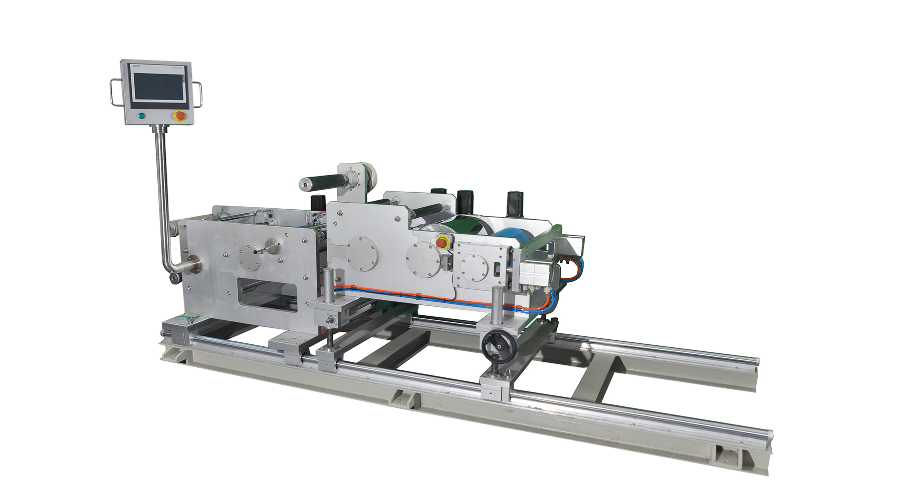 Small Extrusion Laminating Machine